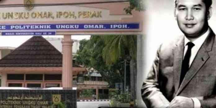 Disebalik Nama Politeknik Ungku Omar Di Ipoh